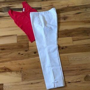 Kate Spade Cropped Pants